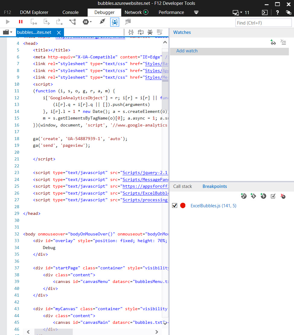 HOW TO: Debug Office Add-in In Office Clients Without Visual Studio