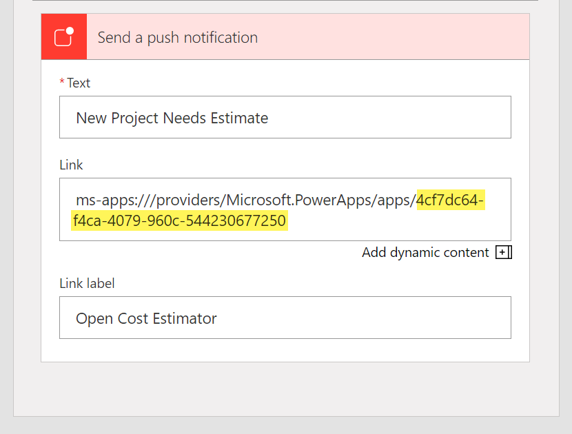 How To Open PowerApps From Flow Notifications | Todd