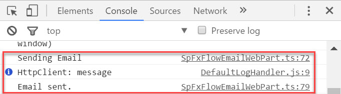 How To: Run a Microsoft Flow from a SharePoint Framework