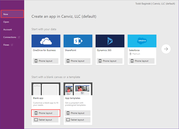 HOW TO: Make a custom connector for PowerApps and Flow that