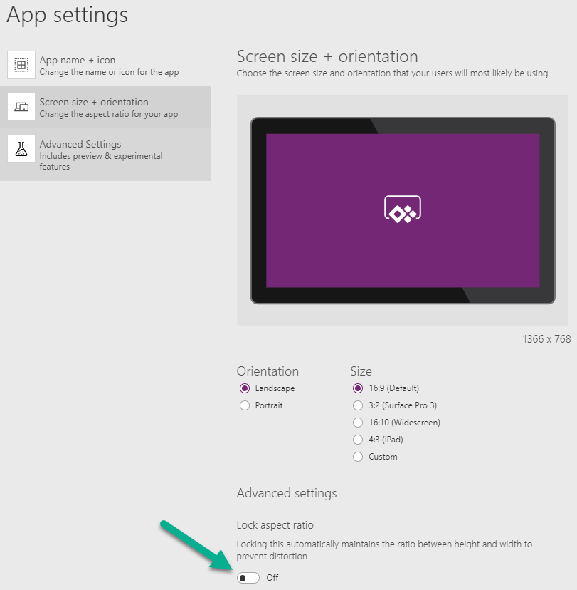 HOW TO: Make PowerApps Fill The Entire Screen   Todd