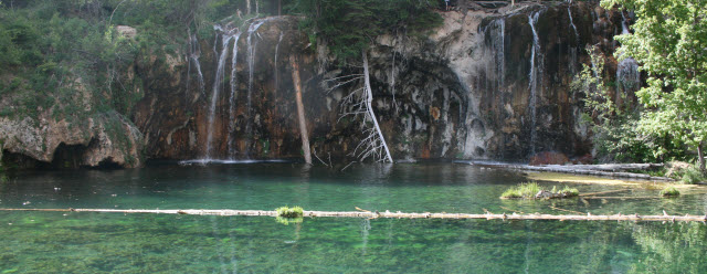 Hanging Lake Clear Water